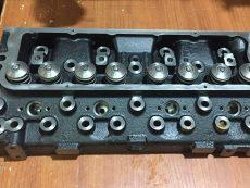 Головка блока двигателя Д 3900 В СБОРЕ С КЛАПАНАМИ , ГБЦ Д3900 ,4 цилиндра в сборе Балканкар VAMO Д3900К НС 3902, головка блоков цилиндров 3900, гбц 1792, головка ДВ 17