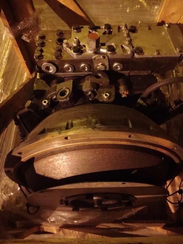 Трансмиссия АКПП 6870.4 , ГДП 6870.4, Гидродинамическая коробка передач для погрузчиков Балканкар 5 тонн