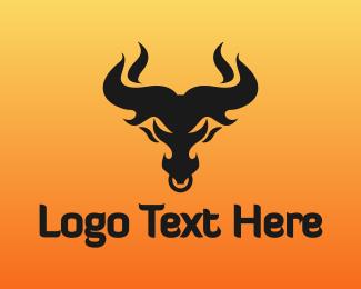 fire bull logo