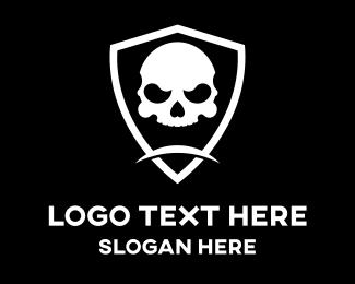 skull logo designs browse