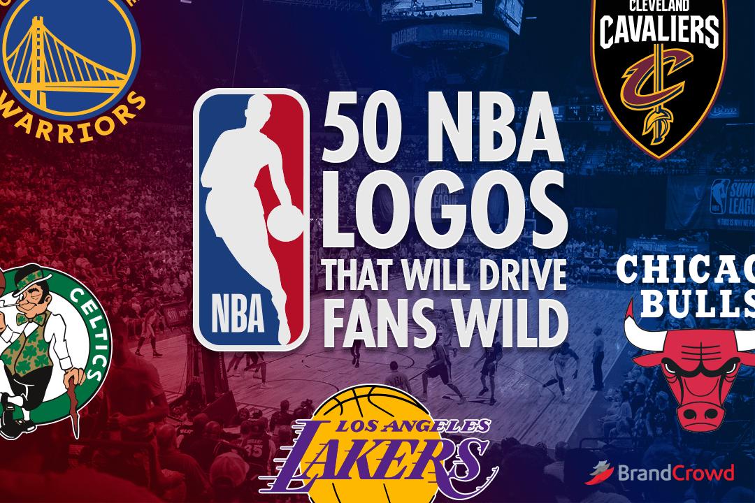 50 nba logos that will drive fans wild