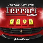 History Of The Ferrari Logo Brandcrowd Blog