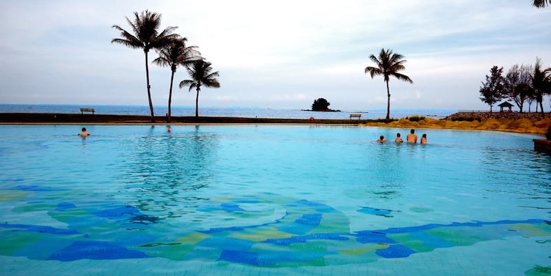 Empire Hotel Brunei - overlooks South China Sea