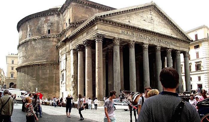 Parthenon for Buzz