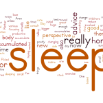 A new perspective on sleep