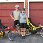 Blogs, Bikes, and Breast Cancer