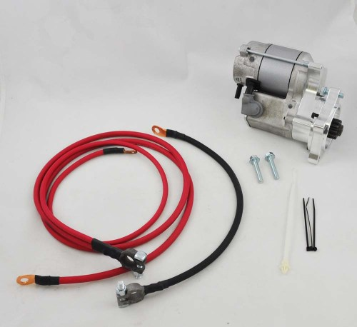 small resolution of 82 00331 acme starter kit 4 coyote for early ford bronco charging and starting bc broncos