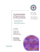 Health Benefits Physical Activity for Girls and Women cvr