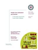 Health Care Utilization and Gender cvr