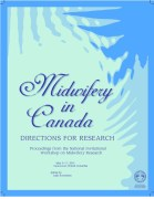 Midwifery in Canada Directions for Research cvr