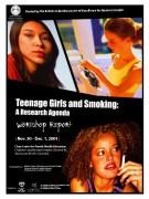 Teenage Girls and Smoking Research Agenda cvr
