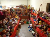 "Food Pantry Christmas ""Store"""