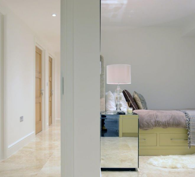 Buckingham gate renovation by Brompton Cross Construction