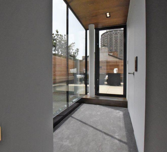 Knightsbridge residential property renovation