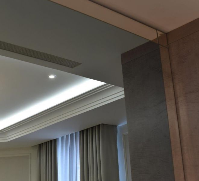 High end finishes in london property