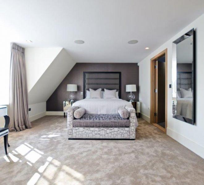 Knightsbridge Bedroom design services Brompton Cross Construction