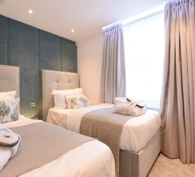 BCCSITE twin bedroom interior design