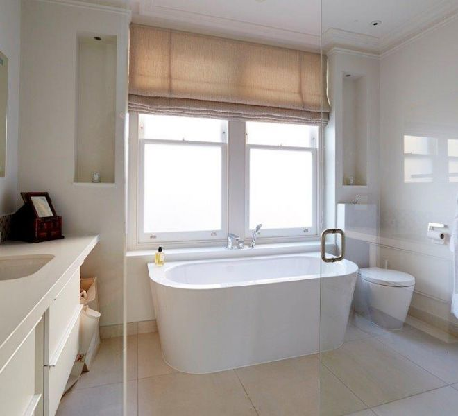 Bathroom design and refit in London