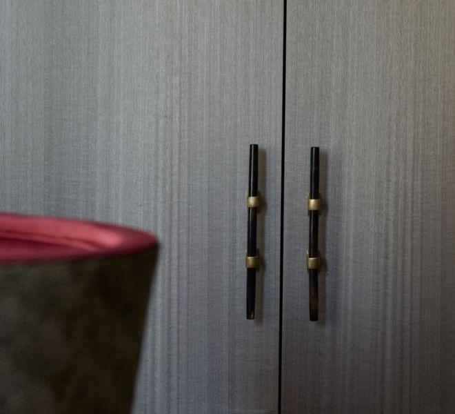 bespoke high end joinery designer handles