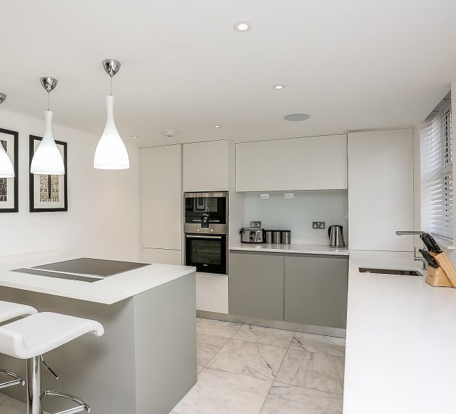 Kitchen joinery bespoke