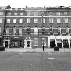 Marylebone Baker street heritage restoration and renovation