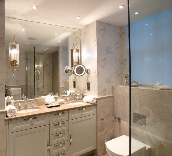 Classic bathroom design Home renovation company
