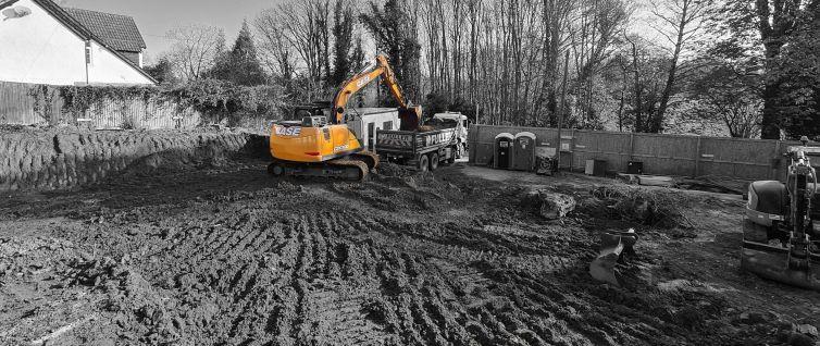 Surrey new build