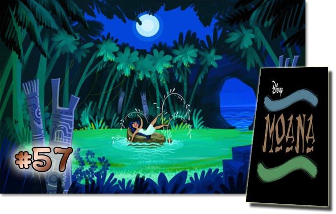 56 Moana: BCDB List of Disney Animated Films