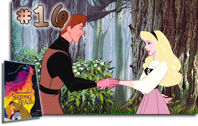 # 16 Sleeping Beauty: BCDB List of Disney Animated Films