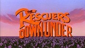 The Rescuers Down Under Cartoons Picture
