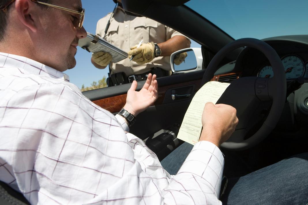 Defence of necessity in speeding cases
