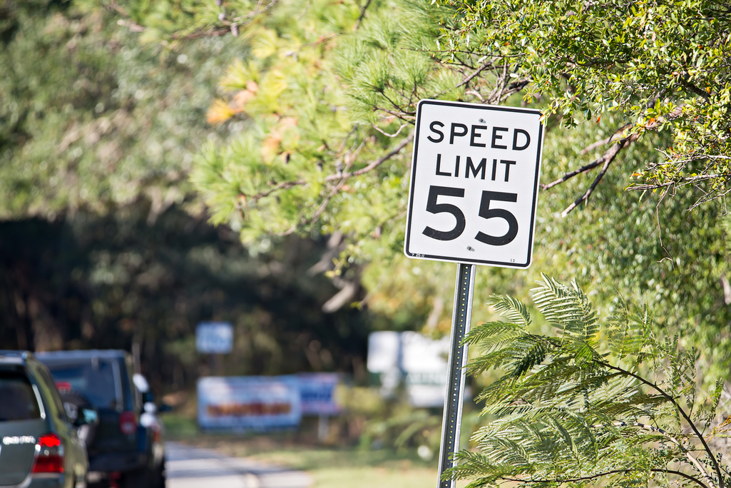 Can I go over the speed limit if it's an emergency?