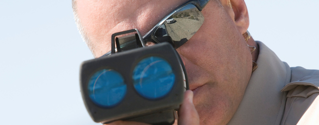 "Is there a ""margin of error"" for police speed guns?"