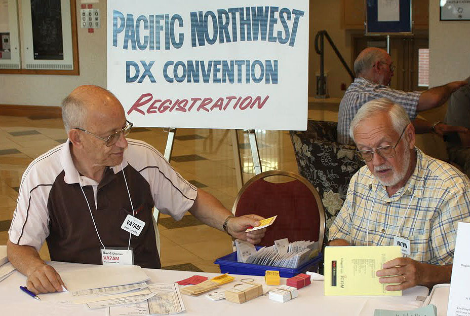 Pacific Northwest DX Convention -- Photos