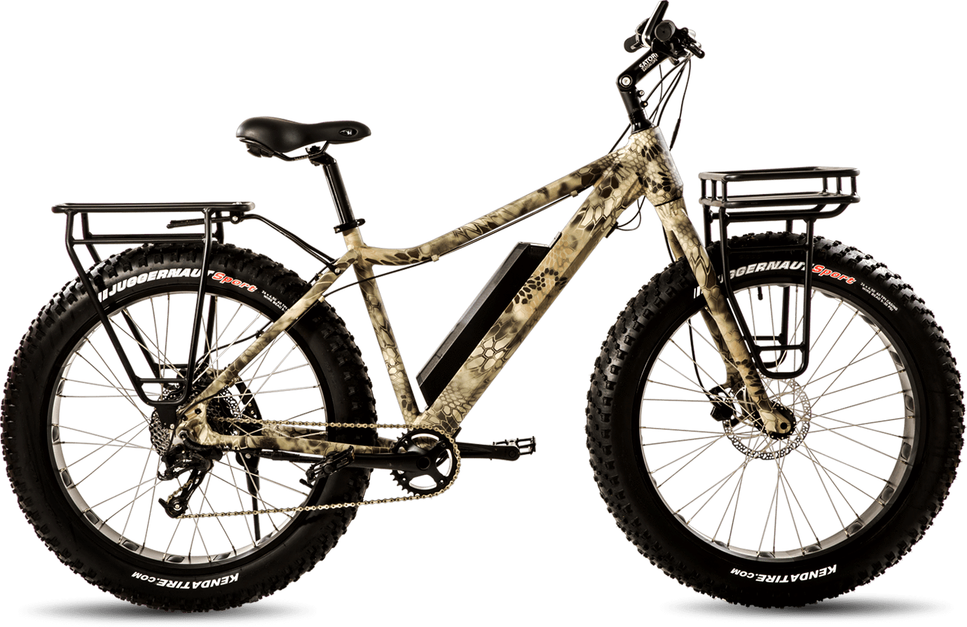 2021 surface604 boar fat tire e bike
