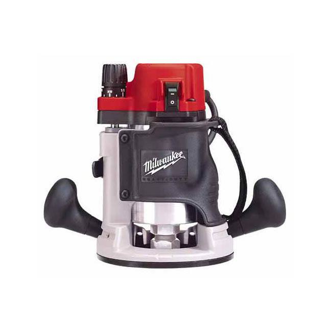 Milwaukee 561520 134 Max Hp Bodygrip Router  Bc Fasteners
