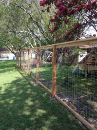 Decorative Cattle Panel Fencing | B.C. Fence