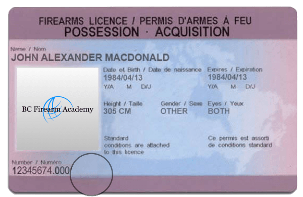 The easiest way is to renew your firearms license is online.