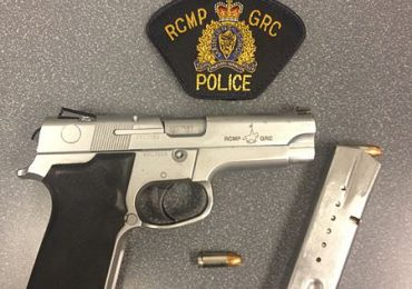 RCMP Handgun Smith Wesson 5946 BC Firearms Academy – Smith & Wesson 5946 – The Side Arm of the RCMP – Manufactured 1990 – 1999