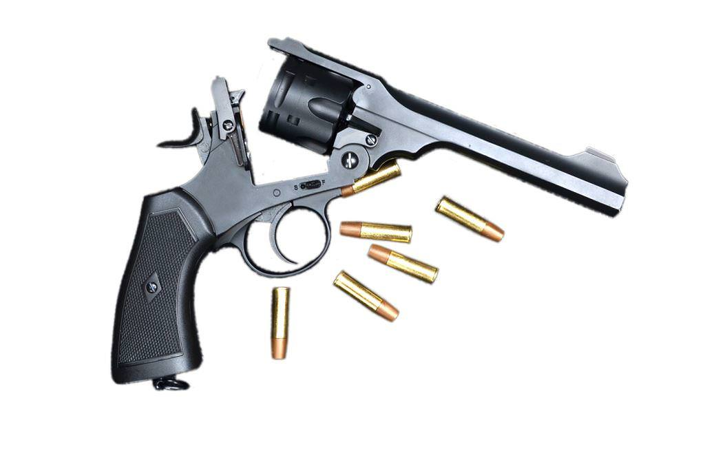 Top Break Revolver