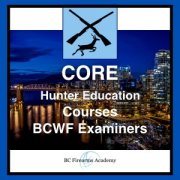 Am I required to bring anything to the CORE Hunter Education Course?