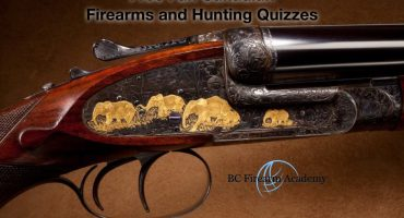 Free Fun Canadian Firearms and Hunting Quizzes