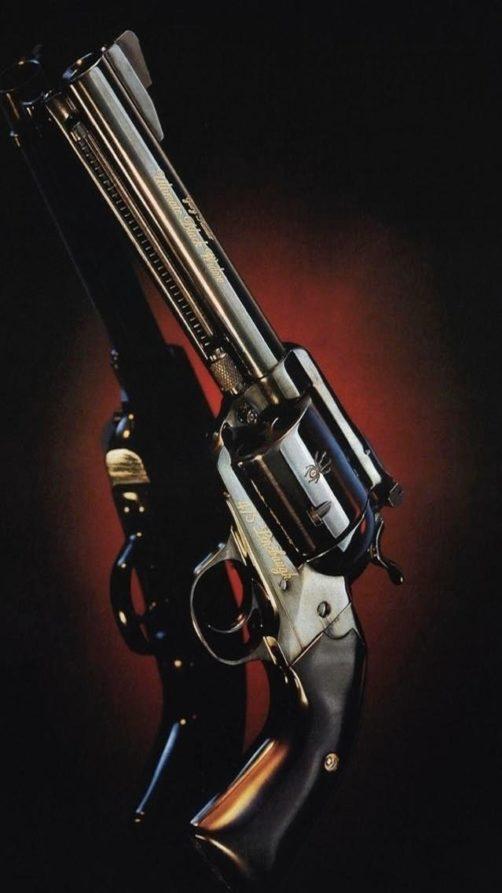 Revolver vertical BC Firearms Academy