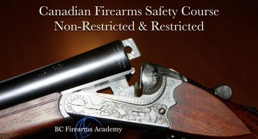 This Canadian Firearms Safety Course & Canadian Restricted Firearms Safety Course runs over two days from 9:30 am to 5 pm.