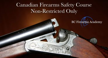 Canadian Firearms Safety Course Non-Restricted Only - CFSC - Canadian Firearms Safety Course. This Canadian Firearms Safety Course runs over 1 day from 9:30 am to 5 pm.