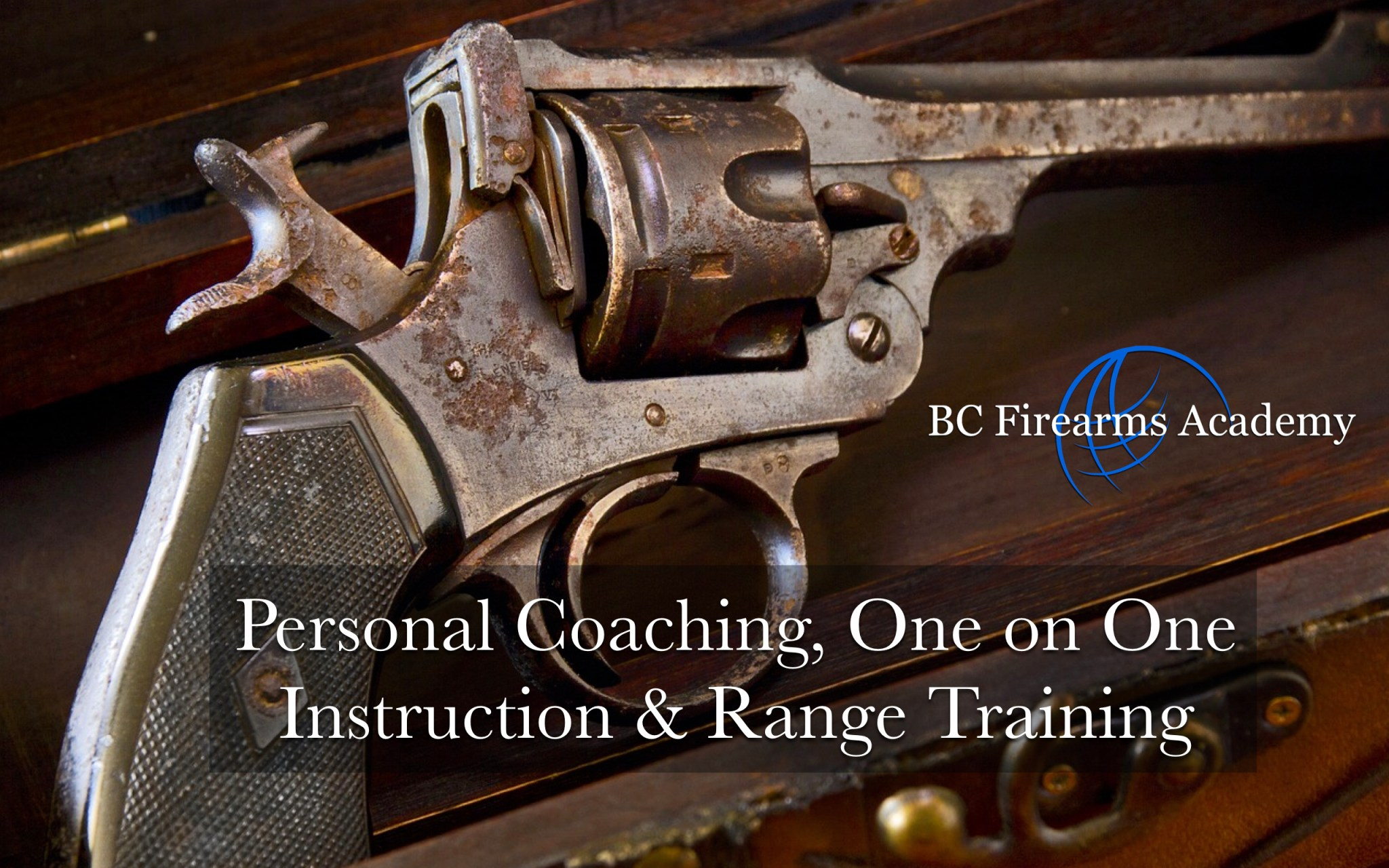 Personal Coaching, One on One Instruction & Range Training
