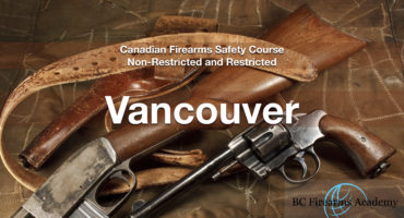 CFSC/CRFSC – Canadian Firearms Safety Course & Canadian Restricted Firearms Safety Course Sep 1/2