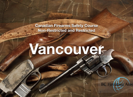 CFSC/CRFSC – Canadian Firearms Safety Course & Canadian Restricted Firearms Safety Course Van Mar 22/23