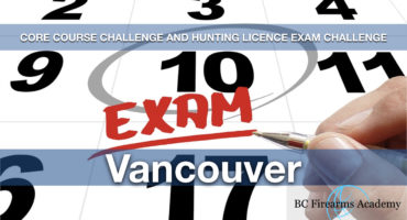 CORE Course Challenge and Hunting Licence Exam Challenge Mar 5