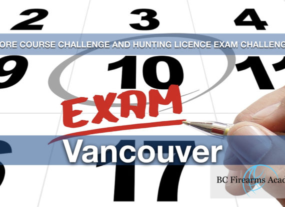 CORE Course Challenge and Hunting Licence Exam Challenge Apr 2